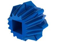 Acorn roller
