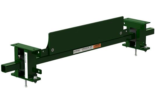 Eraser DS tungsten system