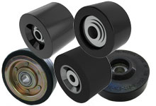 Idler rollers - agriculture