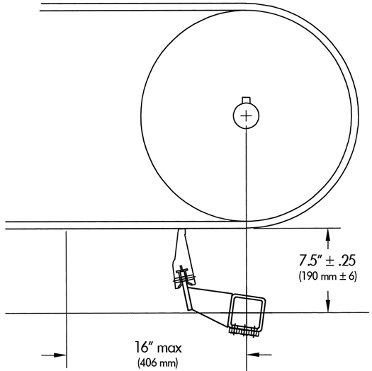 Super-G mounting info
