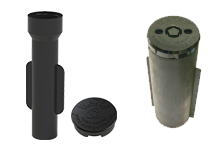 Speedy Sleeve curb valve box repair sleeve