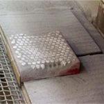 Ceramic Redi-Liner panel