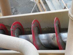 classifier shoes on auger